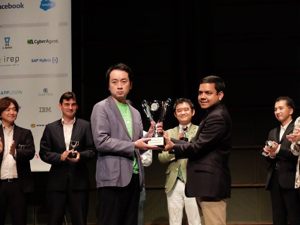 Unifa Wins Japan Regional Startup World Cup