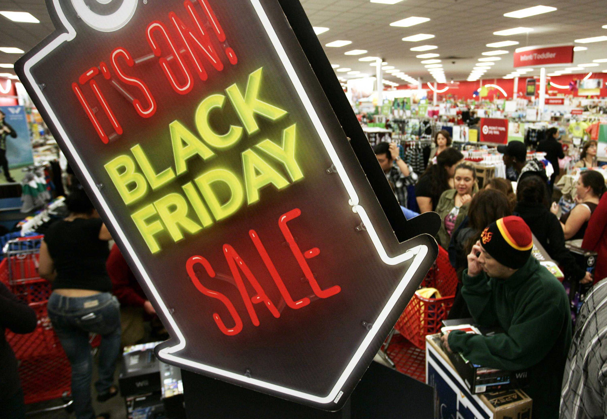 Black Friday Sales Mark All-Time-High With Mobile Revenue Exceeding US$ 1 Billion