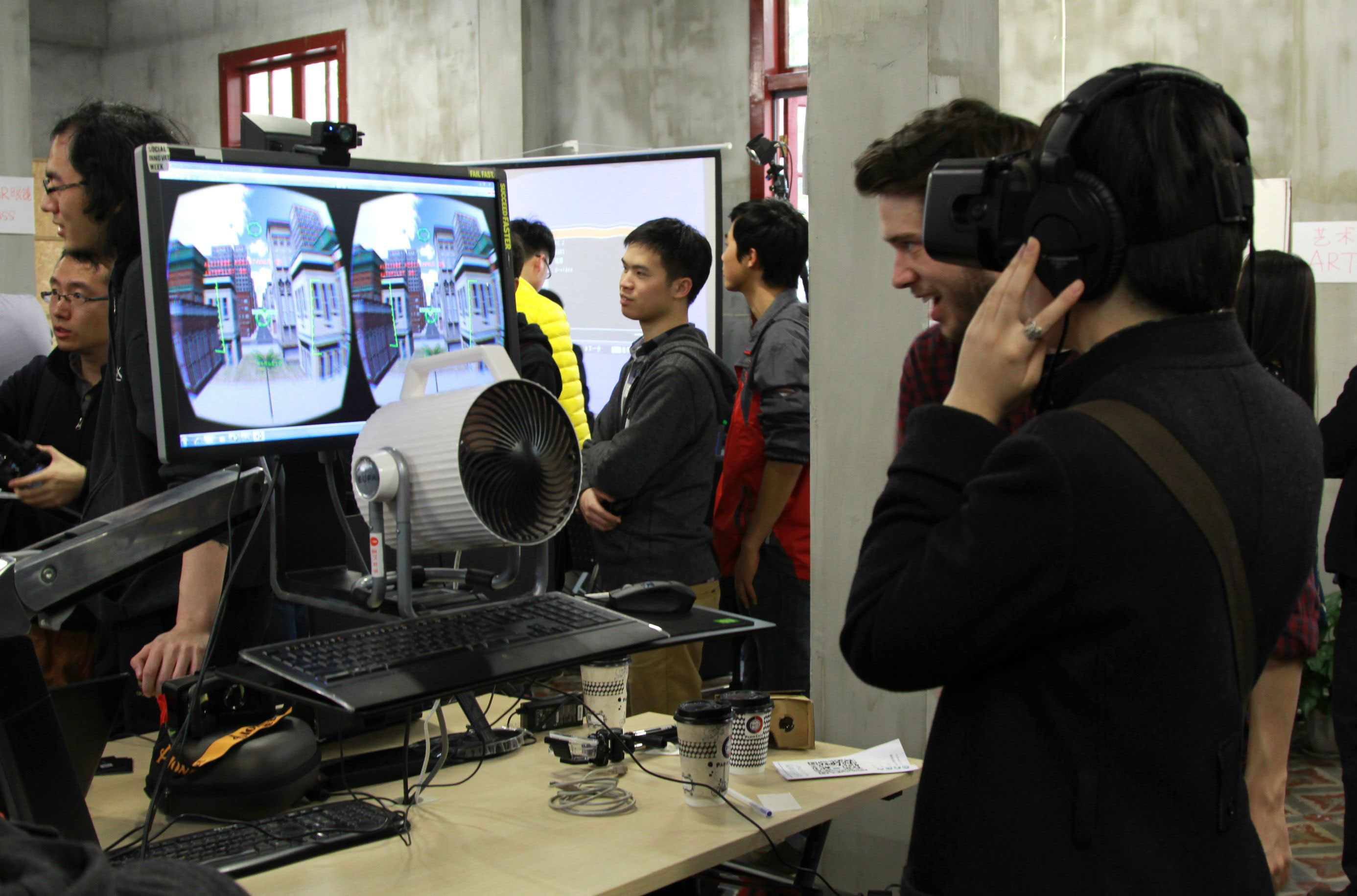 China HTC Invests US$1.5 Billion Investment Fund In Research Center For Virtual Reality
