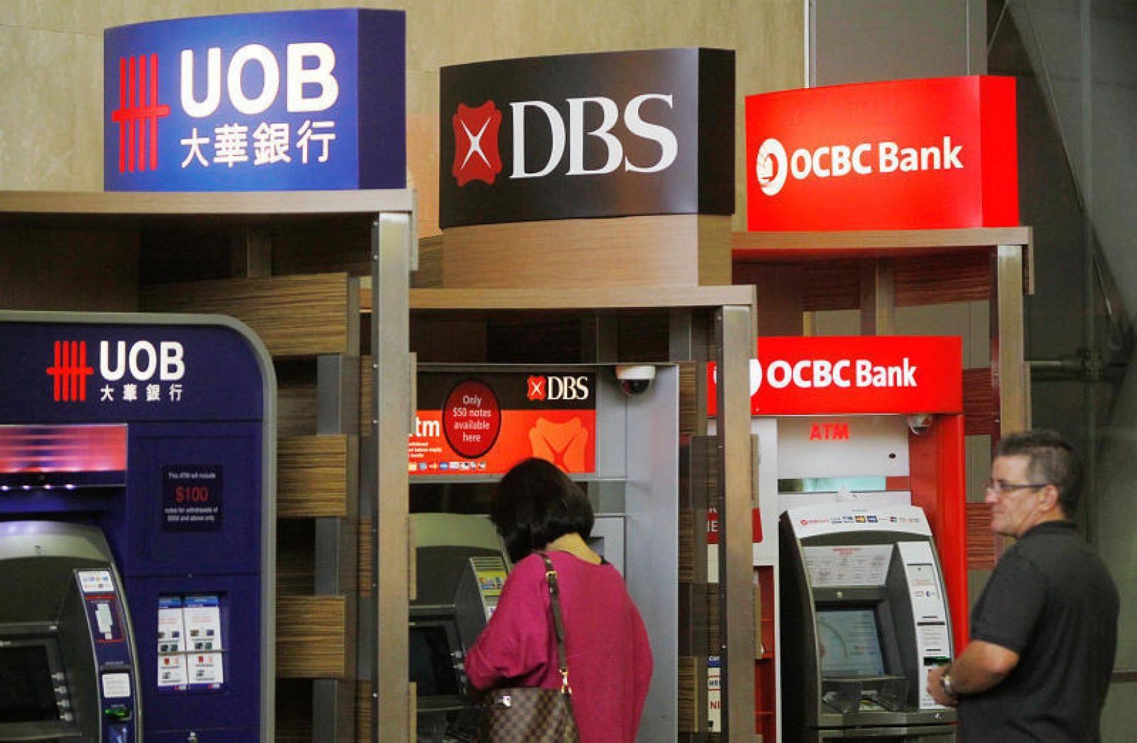 DBS, Bank Of Singapore Seize Opportunities For More Acquisitions In Wealth Mission