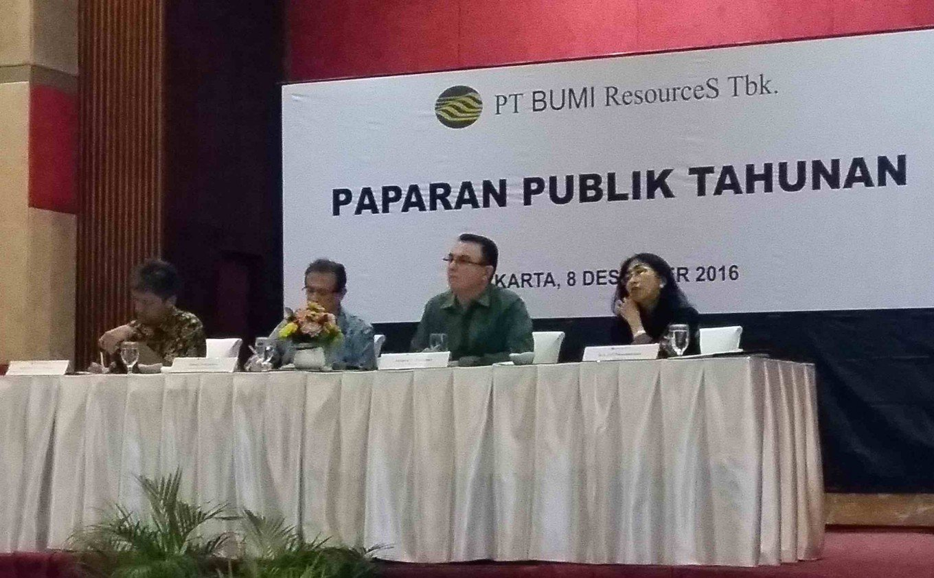 Indonesian coal producer Bumi Resources to restructure debt, paring down US$ 2 billion via Preemptive Rights offering