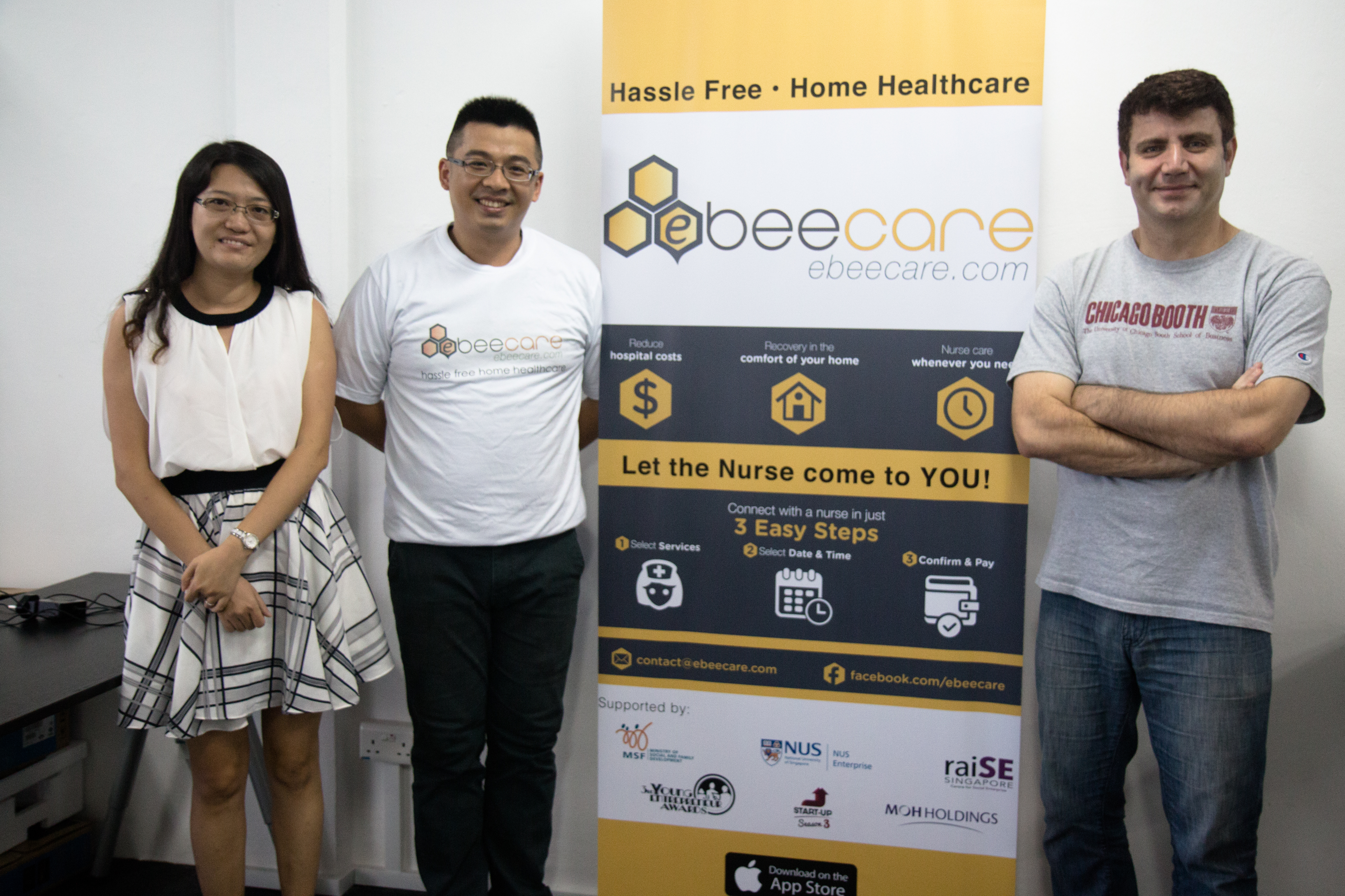 Healthcare startup, eBeeCare to expand into India and China in 2017