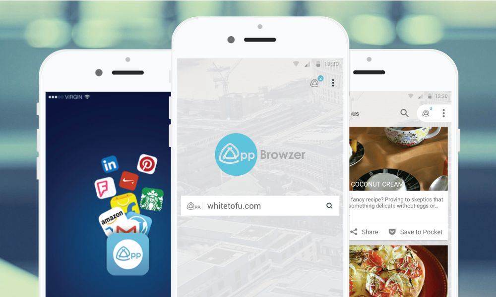 An application to browse apps, AppBrowzer secures US$500K