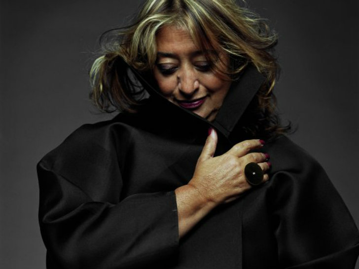 Zaha Hadid, Revolution Precrafted