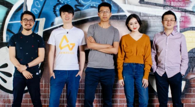 AirWallex founding team