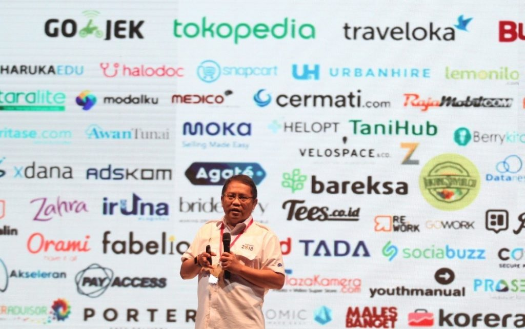 Indonesian startups