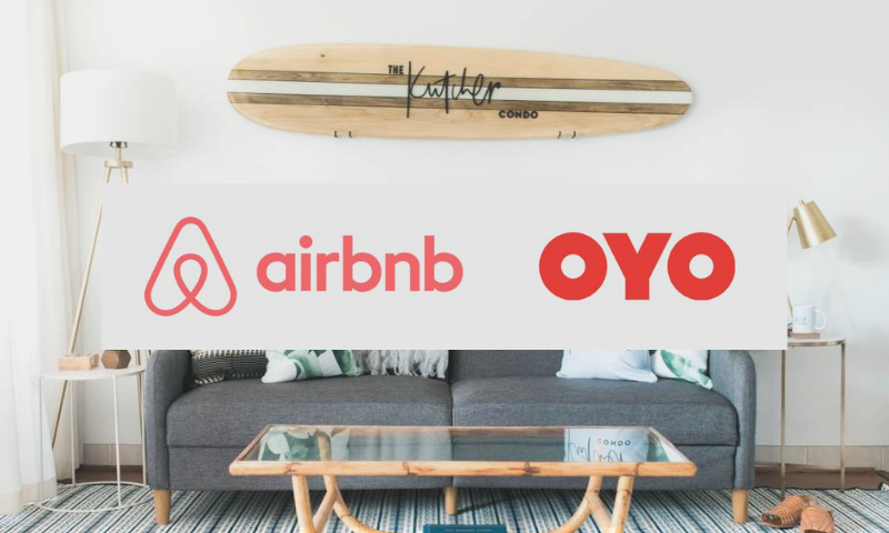 AirBnb & Oyo