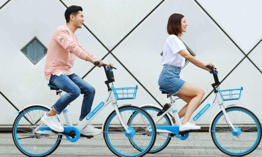 Hello TransTech - Hello Bike