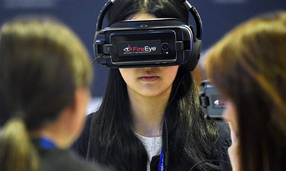 Virtual Reality in Asia