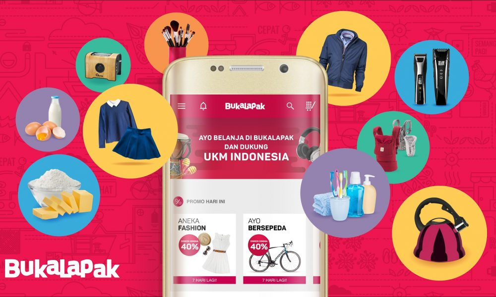 Indonesia: Bukalapak hopes to become the Alibaba or Amazon for Middle East's Muslims