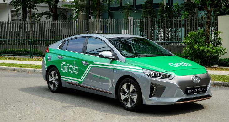 Grab Hyundai Partnership